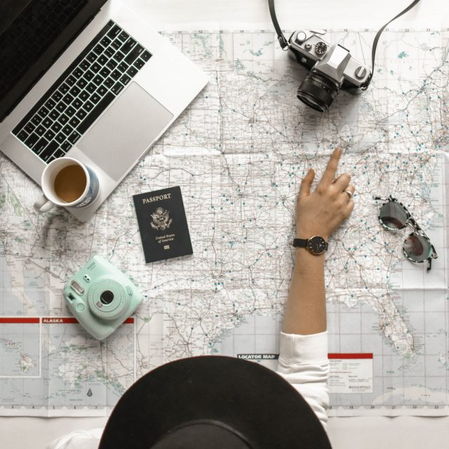 Planning for a trip